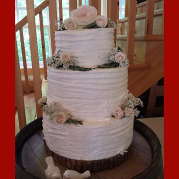 Weddings Cakes Icon